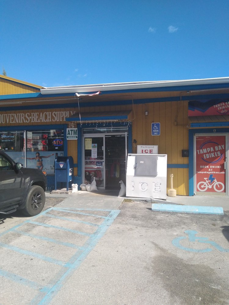 Indian Shores Food Mart: 19823 Gulf Blvd, Indian Shores, FL