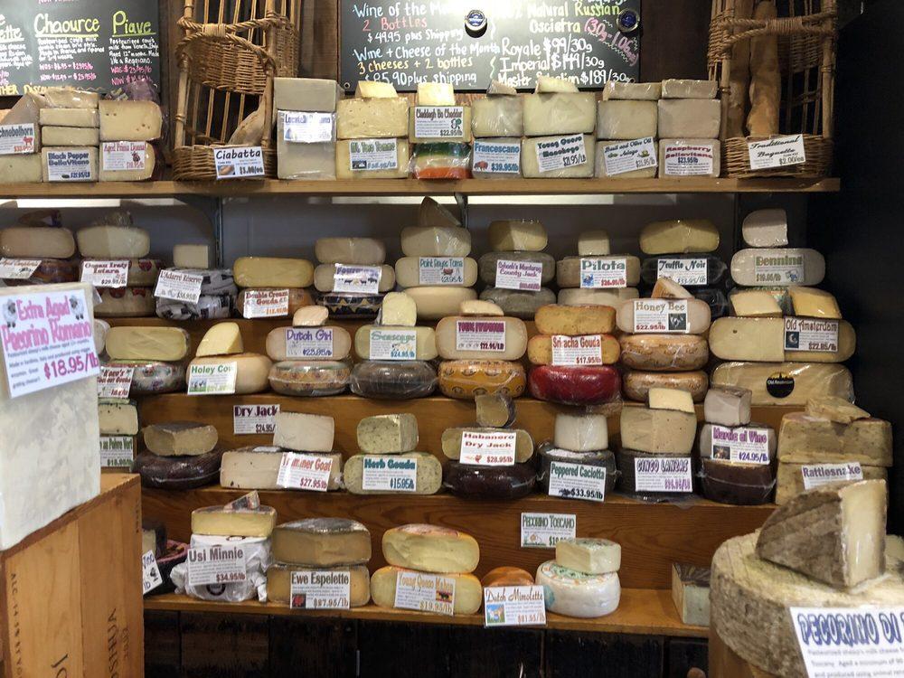 The Cheese Shop: Carmel, CA