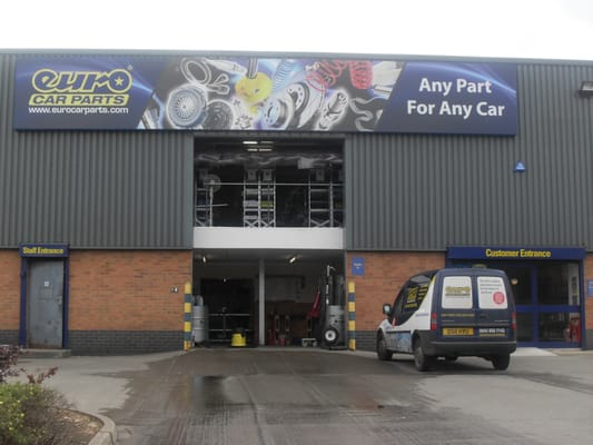 Euro Car Parts York Auto Parts Supplies Unit 14 York
