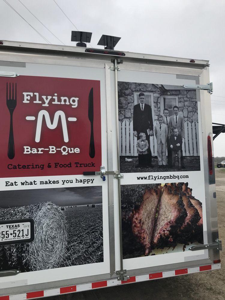 Flying M Bar-B-Que: 2559 Bluebonnet Rd, La Vernia, TX