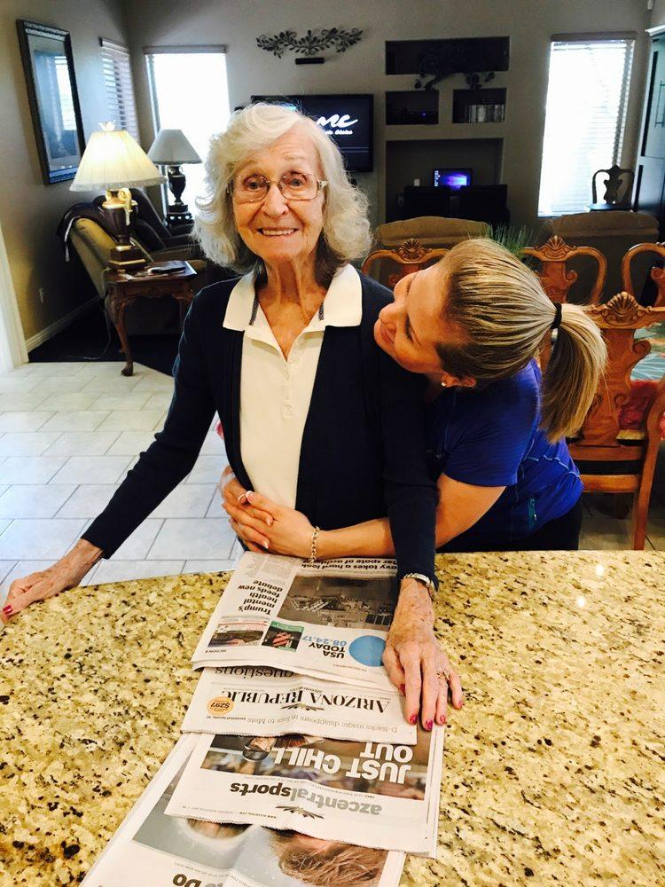 Anthem Senior Living: 40401 N Copper Basin Trl, Anthem, AZ