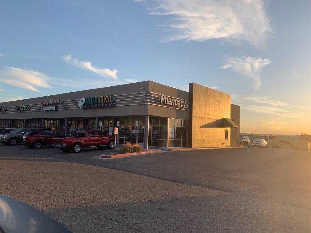 Med Time Pharmacy: 641 N Resler, El Paso, TX