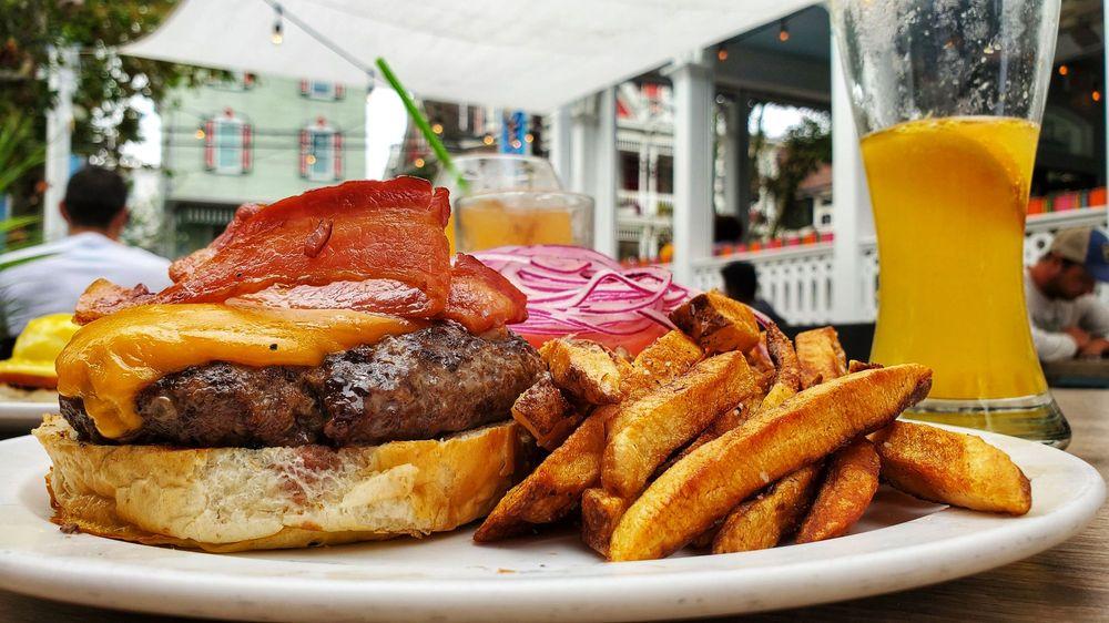 Mad Batter Restaurant & Bar: 19 Jackson St, Cape May, NJ