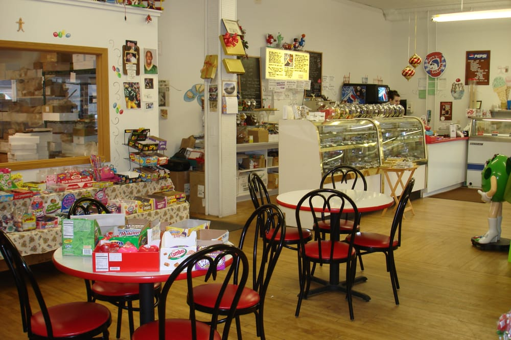 Confections For Any Occasion: 101 N Milwaukee St, Theresa, WI