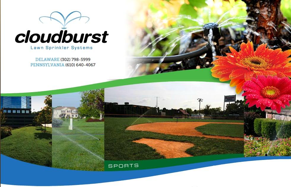 Cloudburst Lawn Sprinkler Systems Of Wilmington 11