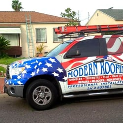 Photo of Modern Roofing - Burbank CA United States. Our Modern Roofing Trucks & Modern Roofing - 48 Photos u0026 36 Reviews - Roofing - 2325 W Victory ... memphite.com