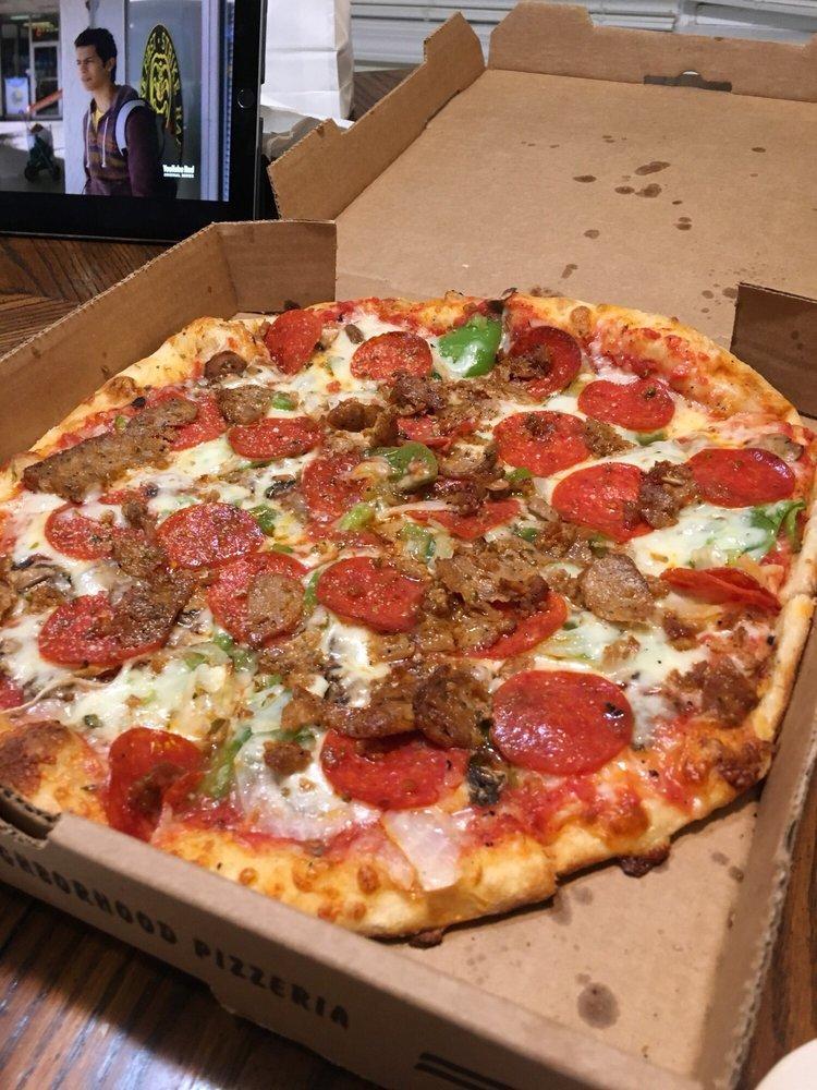 Peppino's Pizzeria: 950 Whitehall Rd, Athens, GA