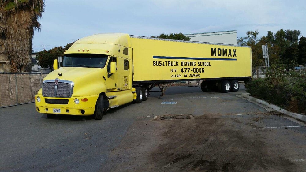 Momax Truck Driving School: 302 W 19th St, National City, CA