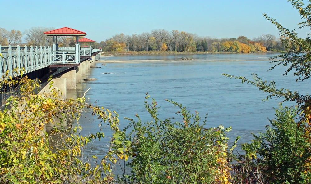 Lied Platte River Bridge: 19790 Hwy 31, Gretna, NE