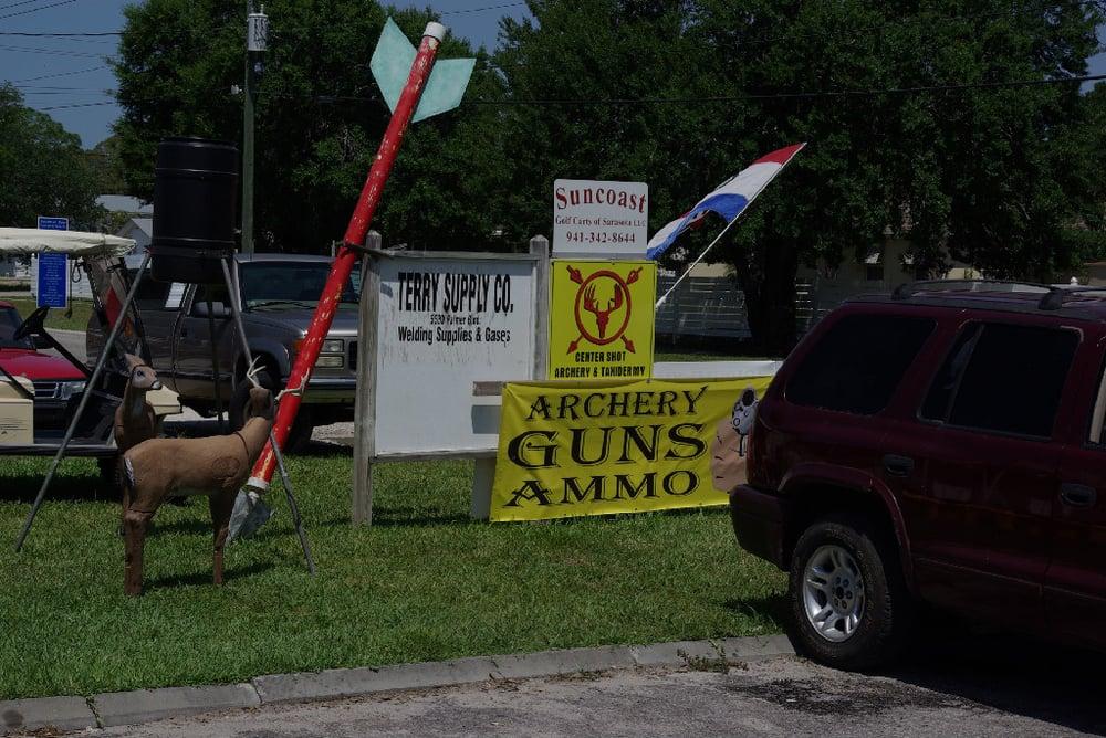Center Shot Archery & Gun Shop: 5530 Palmer Blvd, Sarasota, FL