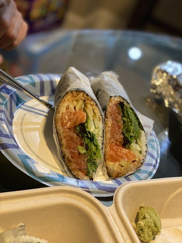 Big Monster Sushi Food Truck: 3477 Weliweli Rd, Koloa, HI