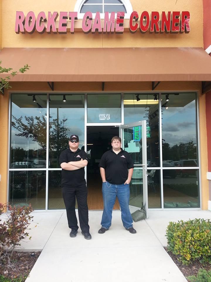 Rocket Game Corner: 12226 Corporate Blvd, Orlando, FL