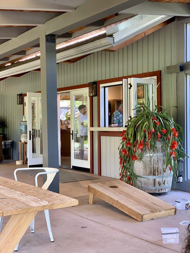 Buttonwood Farm Winery & Vineyard: 1500 Alamo Pintado Rd, Solvang, CA