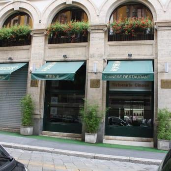 giardino di giada - cucina cantonese - via palazzo reale 5, centro