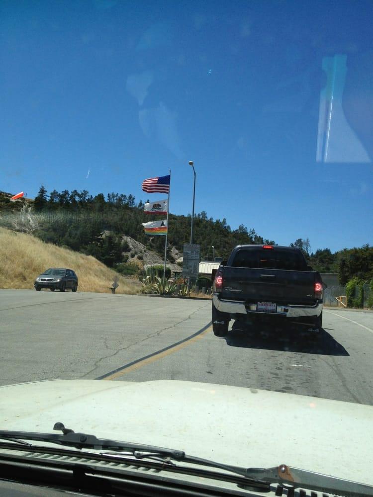 Ben Lomond Transfer Station: 9835 Newell Creek Rd, Ben Lomond, CA