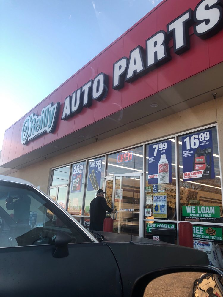 O'Reilly Auto Parts: 2100 Standiford Ave, Modesto, CA