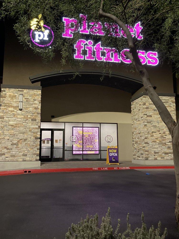 Planet Fitness: 7895 Blue Diamond Rd, Las Vegas, NV