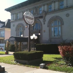 The Old Library Restaurant Olean Ny