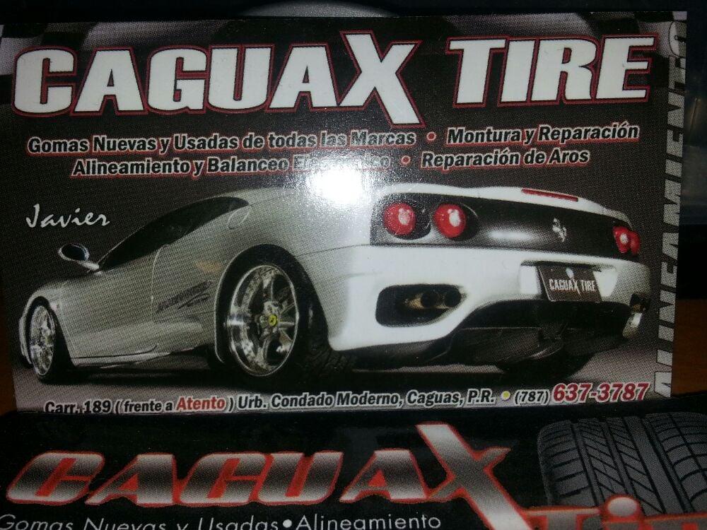 Caguax Tire: Av. Luis Muñoz Marín E-9, Caguas, PR