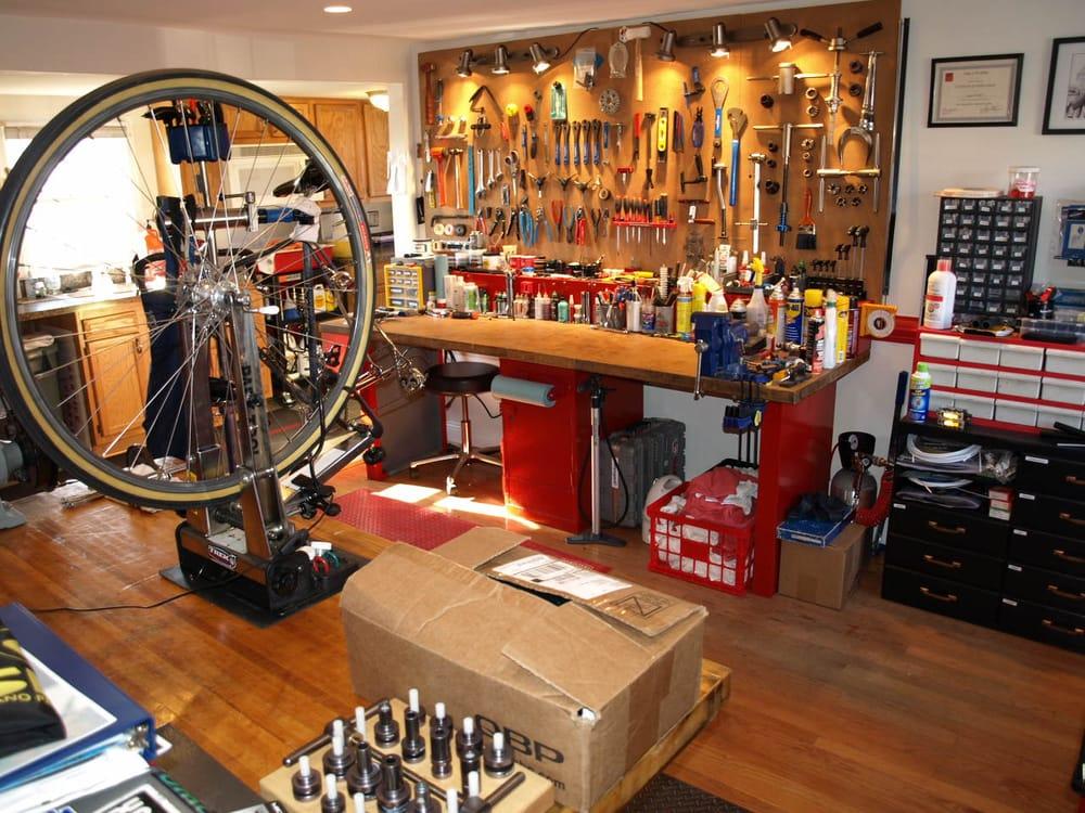 Service Course Cycle Studio