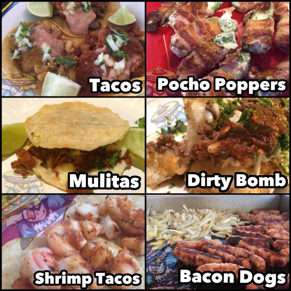 Pocho's Tacos: Pomona, CA