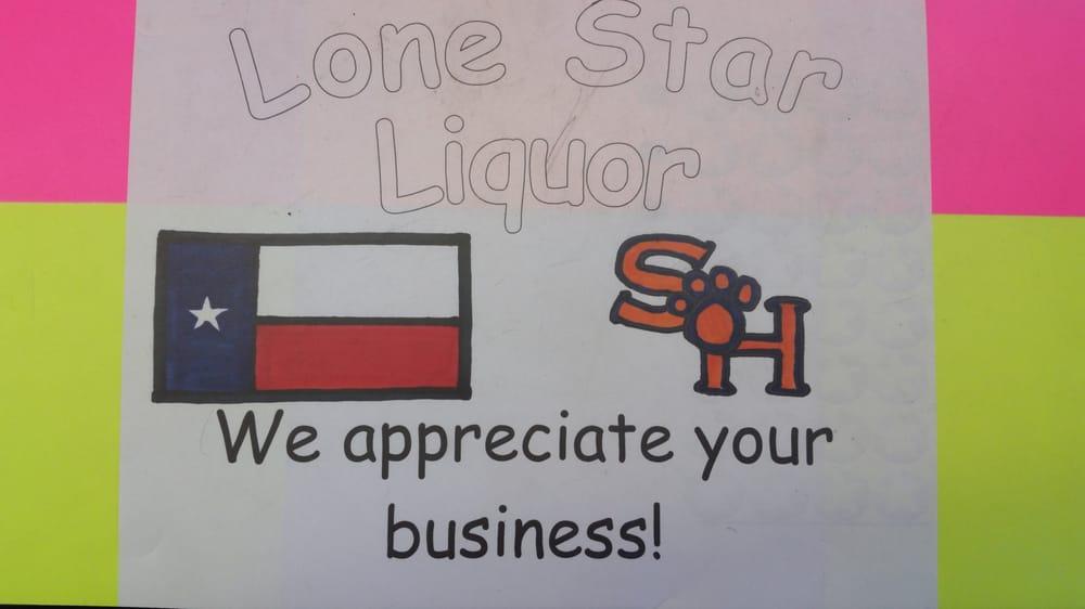 Social Spots from LONE STAR LIQUOR 2