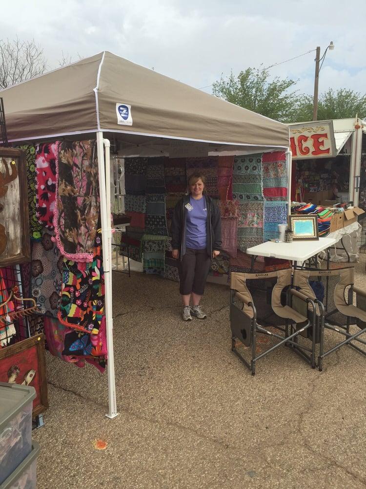 Stanton Trade days: 301 Saint Peter, Stanton, TX