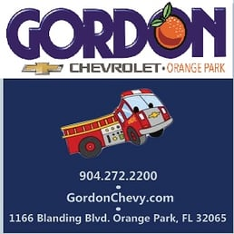 photo of gordon chevrolet orange park fl united states. Cars Review. Best American Auto & Cars Review