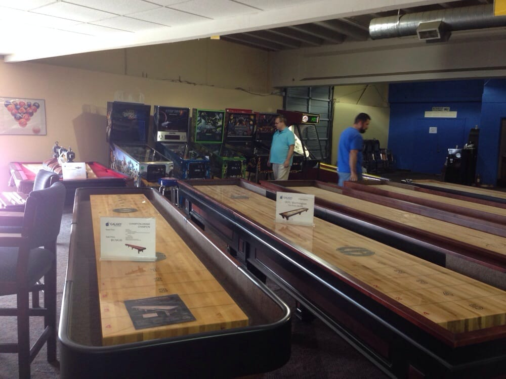 Shuffleboards And Other Fun Stuff Yelp