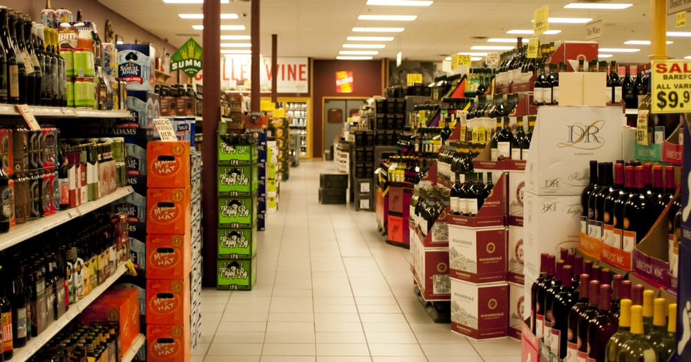 Top Ten Liquors - Blaine: 12513 Central Ave NE, Blaine, MN