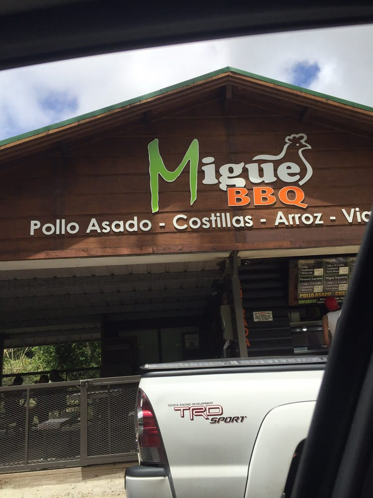 Migue BBQ: Carretera 172 Km 907, Cidra, PR