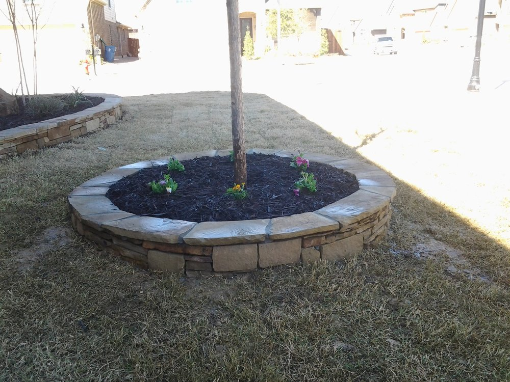 Be Green Texas Lawn Care & Landscaping: Cross Roads, TX