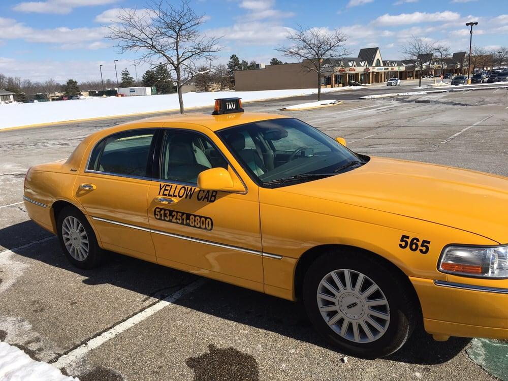 Yellow Cab & Airport Transportation: 616 Walnut St, Cincinnati, OH
