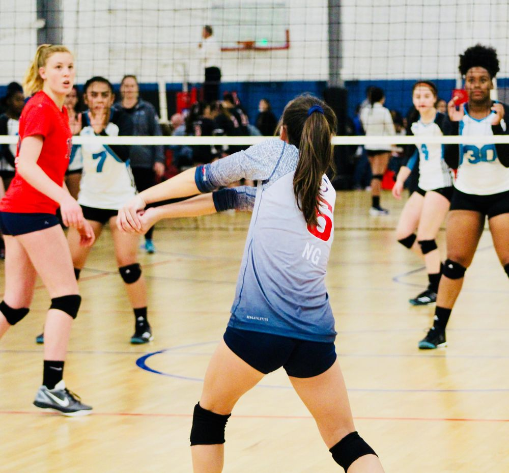 Saddleback Valley Volleyball - 13 Photos & 19 Reviews - Amateur