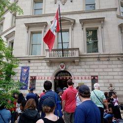 Embassy of Peru - Embassy - 1700 Massachusetts Ave NW