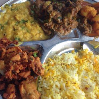 Indian Food Bloor And Christie
