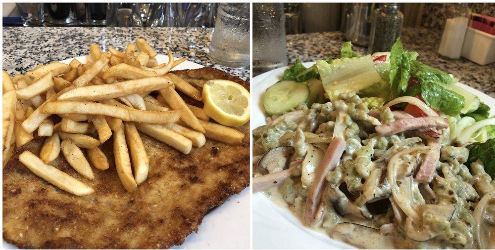 Old House Cosmopolitan Grill: 1024 Cameron St, Alexandria, VA