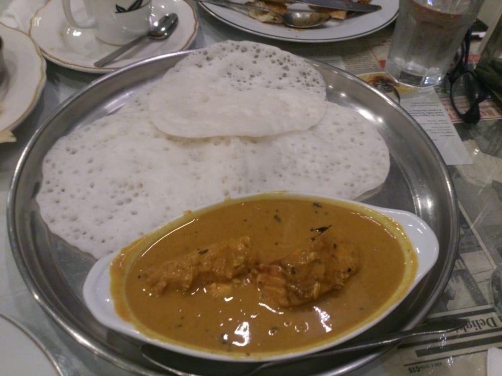 Kerala special appam fermented rice pancake exemplary for California fish grill culver city ca