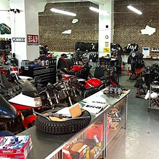 Russell's Speed Shop