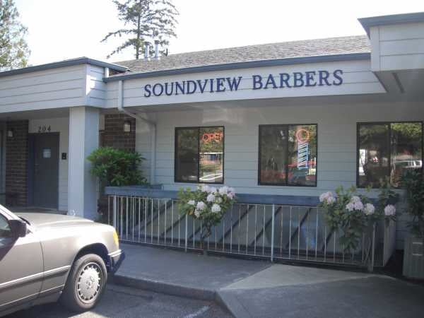 Soundview Barbers: 5775 Soundview Dr, Gig Harbor, WA