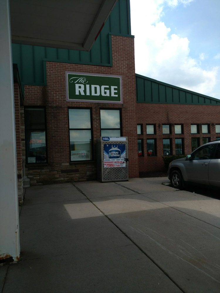 Ridge Gas station: 4008 National Pike, Grantsville, MD