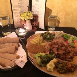 1 Finfine Ethiopian Restaurant
