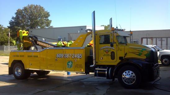 Towing business in Burlington, NJ