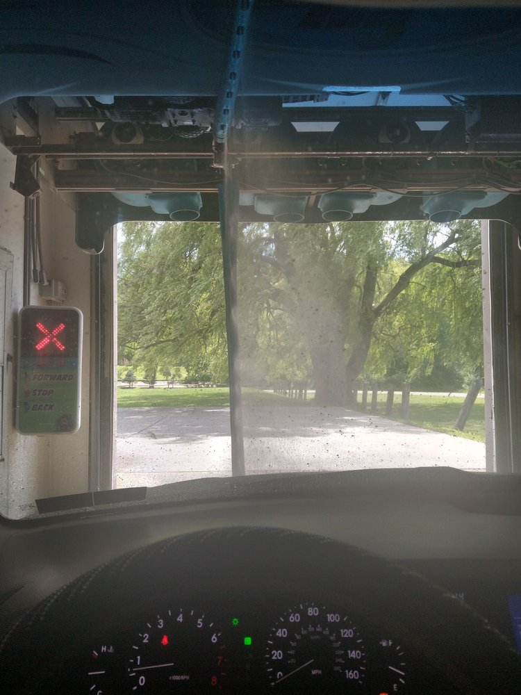 Lakewood E-Z Clean Car Wash: 408 E Fairmount Ave, Lakewood, NY