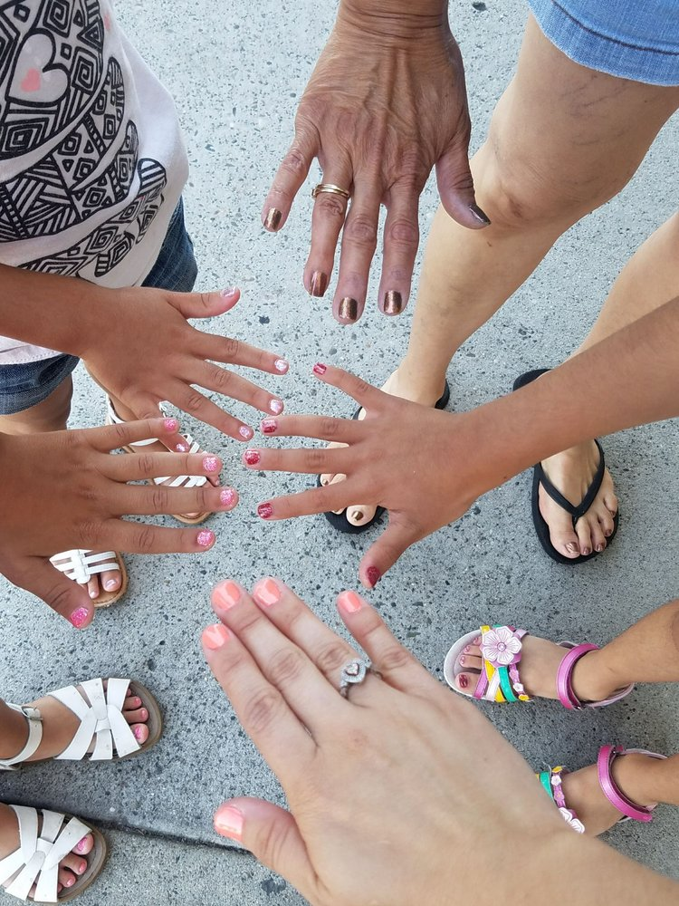 Boutique Nails and Spa: 2601 Oakdale Rd, Modesto, CA