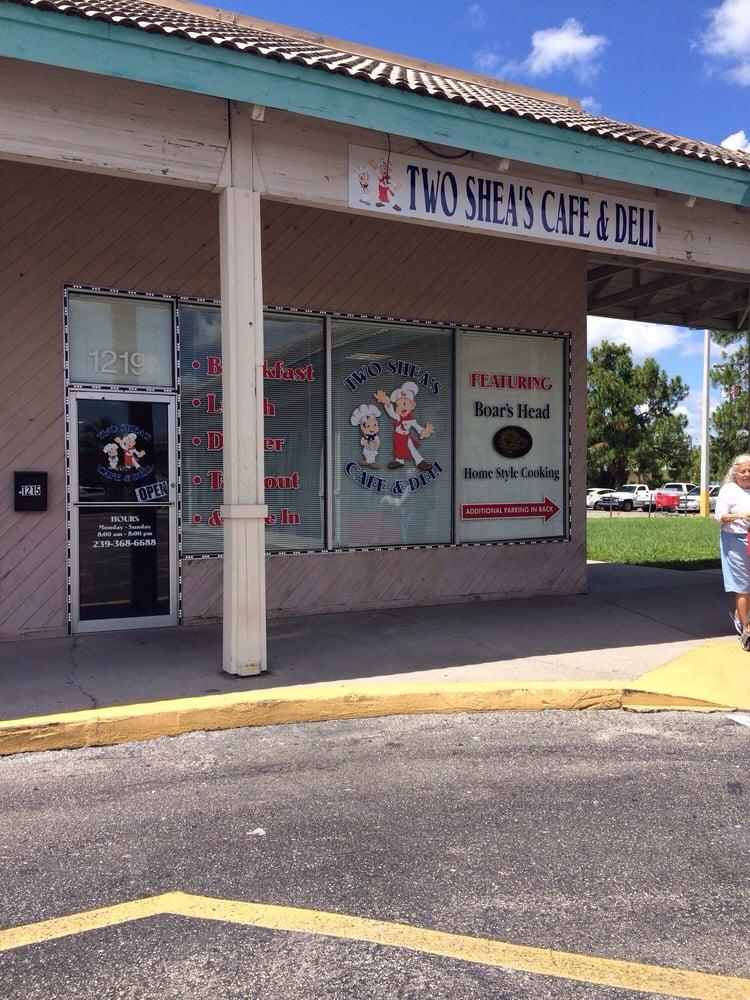 Two Shea's Cafe & Deli