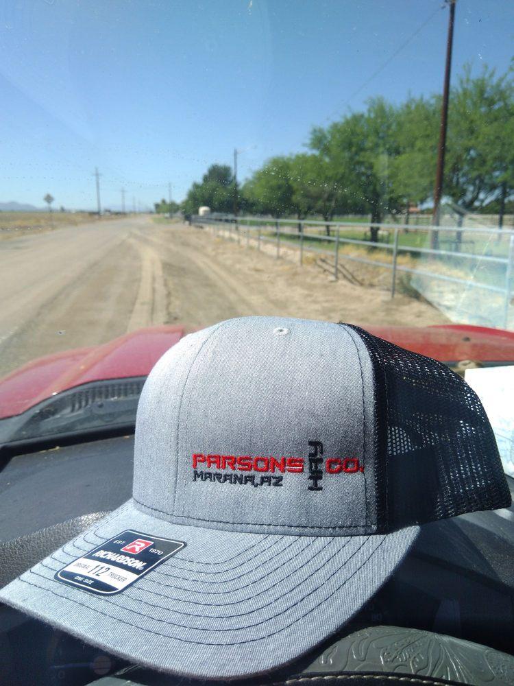 Parson's Hay Company: 15131 N Wentz Rd, Marana, AZ