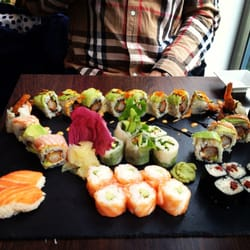 sushi lyon