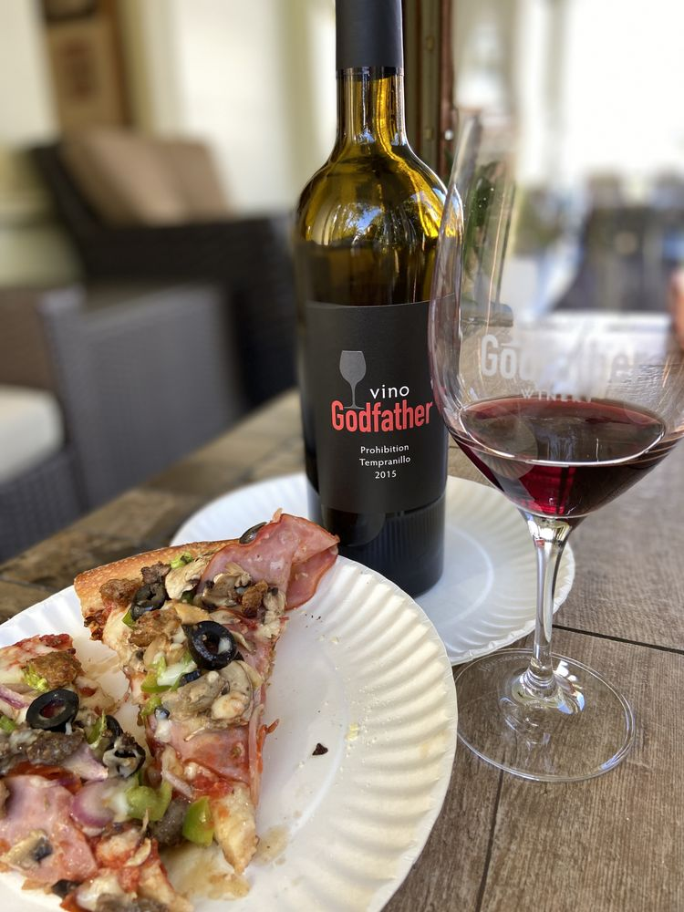 Social Spots from Vino Godfather