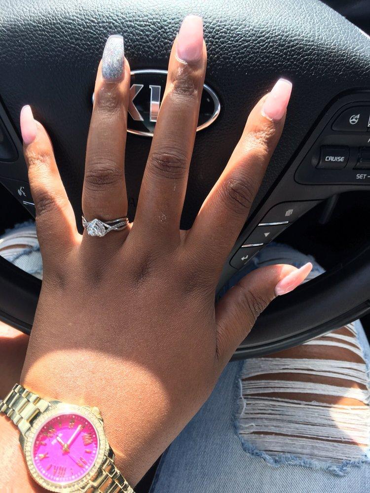 Exotic Nails Salon: 1626 Pleasant Hill Rd, Kissimmee, FL